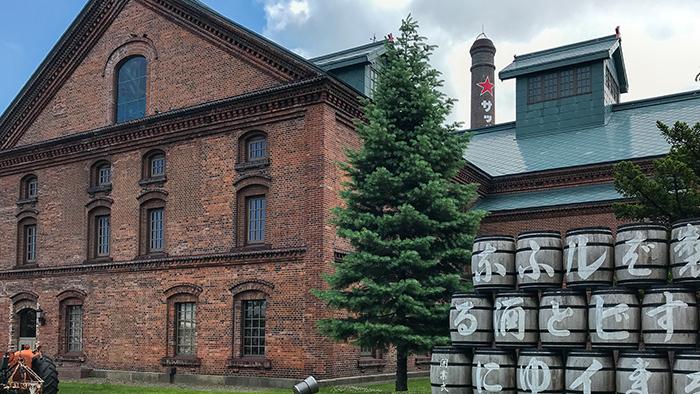 サッポロビール博物館 ビア樽